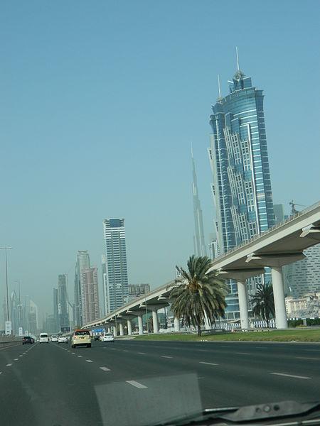 View_of_skscrapers_from_Shaikh_Zyada_Road,_Dubai.